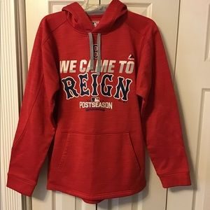 BOSTON WE CAME TO REIGN HOODIE SZ S